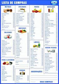 Lista De Compras Supermercado Lista De Compras Home Konma