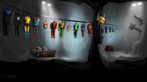 digital art e weapon artwork batman helmet batmobile costumes hammer the punisher darkness screenshot 1920x1080 px