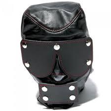 Купить <b>Черная маска</b> с <b>шорами на глаза</b> и рот с бесплатной ...