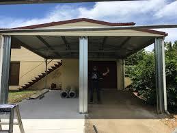 roller door installation carport strathpine during