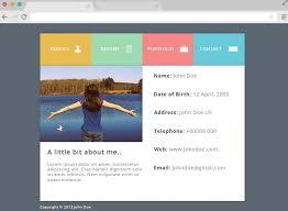 Plain Ideas Free Resume Website 15 Best Free Online Resumecv Website