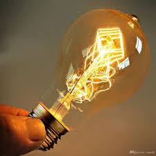 edison bulb lighting. A19 Incandescent Bulb Vintage Lamp Edison Bulbs Fixture E27 220v 40w Antique Pendent Light Led From Lighting T