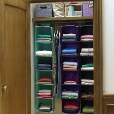 best hanging closet organizers