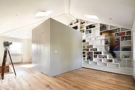 Small Loft Design A Small Loft In Camden By Craft Design