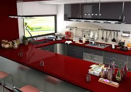 White Kitchen Red Countertop Kitchen Pinterest Kitchen With Red Best Red  Kitchen Countertops