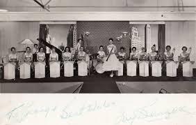 Ivy Benson Swing Jazz War Band Jack Warner Butlins Camp Star Hand Signed  Photo