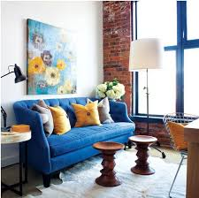 Loveeeee Cobalt Blue paired with Yellow! What a bright and cheerful look.