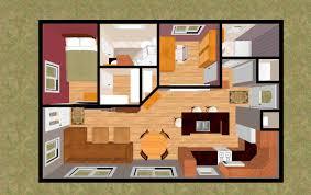 elegant small house plans 19 open floor 3d