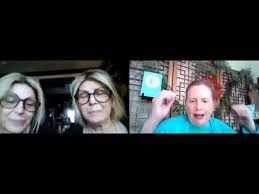 Therapy Twins Jane Buckley & Joan Landino and Cristina Smith on listening  to your heart and puzzles. - YouTube
