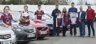 we at the woodland motor co in ociation with carzone are delighted to sponsor jerseys for the claregalway s coláiste bhaile chláir basketball football