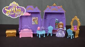 Sofia The First Bedroom Disney Junior Sofia The First Castle Bedroom Playset From Just