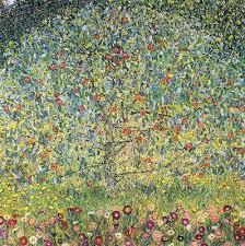 Buy Gustav Klimt 'Apple Tree I' | Custom Wall art| Unique-Canvas.com