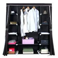 sturdy hanging closet organizer. Modren Closet Portable Coat Closet Hanging Organizer Shelving Storage Sturdy For Sturdy Hanging Closet Organizer F