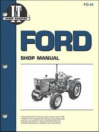 ford tractor repair manual by clymer shipping ford tractor repair manual models 1100 1110 1200 1210 1300