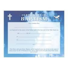 Baptismal Certificate - Best Design Sertificate 2018