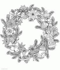 There are holiday paper dolls, angels, gifts, and a hand drawn winter. Christmas Wreath Coloring Pages Bilscreen