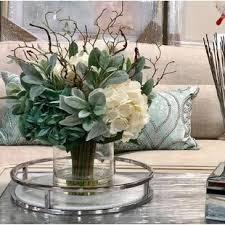 Image Poinsettia Flower Arrangements Wayfair Artificial Flower Arrangements Youll Love Wayfair