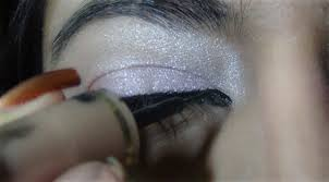 bollywood inspired eye makeup step by step
