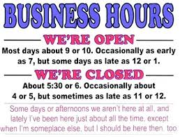 printable store hours sign free holiday business hours sign template printable store word