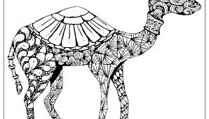 Coloring Pages Coloring Pages Camel Free Chameleon Marker Coloring