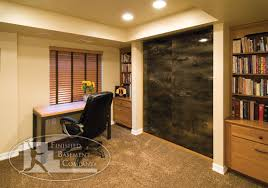 basement office design. Lovely Home Office Ideas For Basement Design