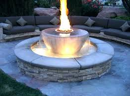 small gas fire pits small fire pit goldframeco small round gas fire pit table