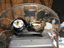 patton hv fan teardown patton hv fan teardown