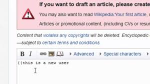 Photo Editor Wikipedia How To Edit Wikipedia Using Visual Editor Part 1 Creating Your Account Enabling Visual Editor