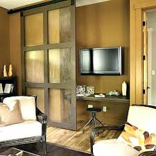 interior barn doors contemporary frosted glass magnificent on intended homes with french home office door for 16
