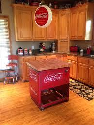 kitchen: Rawimage Kitchen Door 4: coca cola kitchen decor