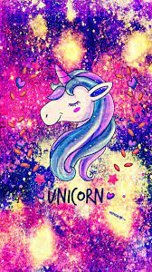 Rainbow Unicorn iPhone Wallpaper (Page ...