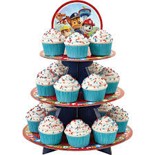 Wilton Paw Patrol Cupcake Stand 11 34in X 16in Party City