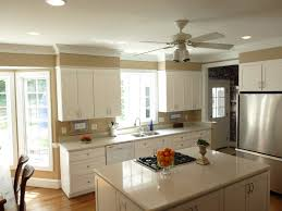 kitchen crown molding kitchen traditional with ceiling fan