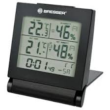 <b>Метеостанция Bresser MyTime Travel</b> Alarm Clock (4573672 ...