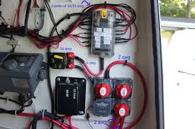 blue sea systems wiring diagram 6011 blue sea systems wiring how to tell if breaker box is grounded at Fuse Box Grounding