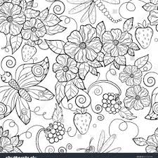 Free Printable Butterfly Coloring Pages Adults Best Yin And Yang
