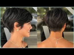 اجمل قصات شعر قصير احدث قصات شعر قصيره Gorgeous Short Haircuts 2019