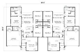 floor plan of a one story house. House Plans With Safe Rooms Designs And Floor Elegant Plan Of A One Story