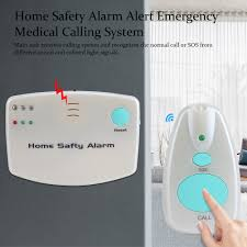 details about elder home safety alert care call alarm patient medical elderly panic pendant