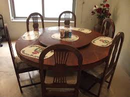 used dining room table and chairs cool with photo of used dining collection new