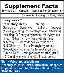 how to take aps nutrition phenadrine