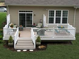 mobile homes. charming pictures of decks for mobile homes decor