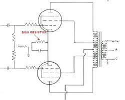 Output Tube Biasing An Introduction Part 2 Wall Of