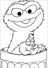 18f0f6ba598350b5923a01b945eded28 29 best images about sesame street on pinterest coloring, free on oscar statue cookie template printable