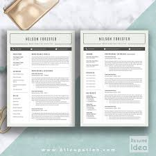 Modern Resume Format Free Template Docx For Experienced Pdf
