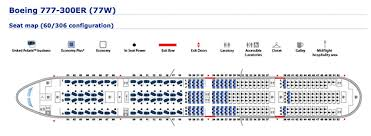 more than half of the cabin length on united s 777 300ers will be consumed by some sort of premium seating it will feature 60 of their new polaris business