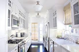 white galley kitchens. Wonderful White Traditional White Themed Galley Kitchen Inside White Galley Kitchens X