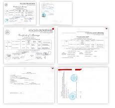 Нотариальный перевод свидетельства о браке Помощь в получении  Перевод свидетельства о браке на русский язык