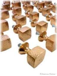 hammered copper drawer pulls. lot 30 hammered copper cabinet knobs drawer pulls jl4nd306 i