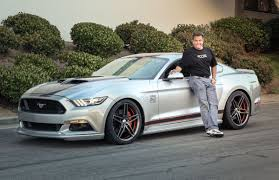 MMD By Foose 2015 Ford Mustang GT  G